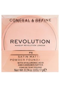 Make up Revolution - CONCEAL & DEFINE POWDER FOUNDATION - Foundation - p5 - 5