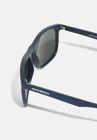 Emporio Armani - Sunglasses - matte blue - 2