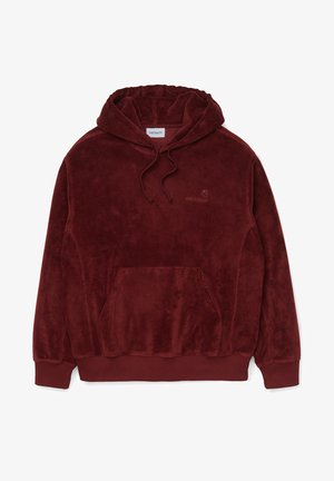 UNITED SCRIPT - Sweat à capuche - red