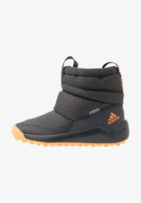adidas Performance - RAPIDASNOW - Vinterstøvler - grey six/tech olive/flash orange - 1