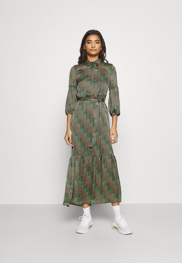 VMBERTA ANKLE DRESS  - Maxikjoler - fir green