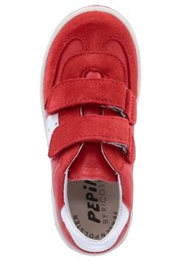 Ricosta - Baby shoes - rot weiß - 1