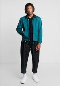 Obey Clothing - CHUNK CLASSIC - Polo shirt - black/multi - 1