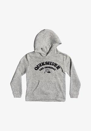 KELLER  - Jersey con capucha - light grey heather