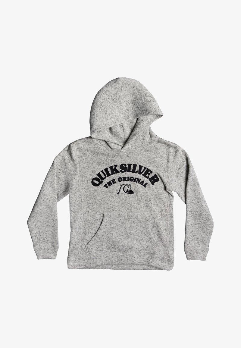 Quiksilver - KELLER  - Hoodie - light grey heather
