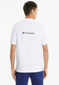 Puma - T-shirt imprimé - puma white - 2