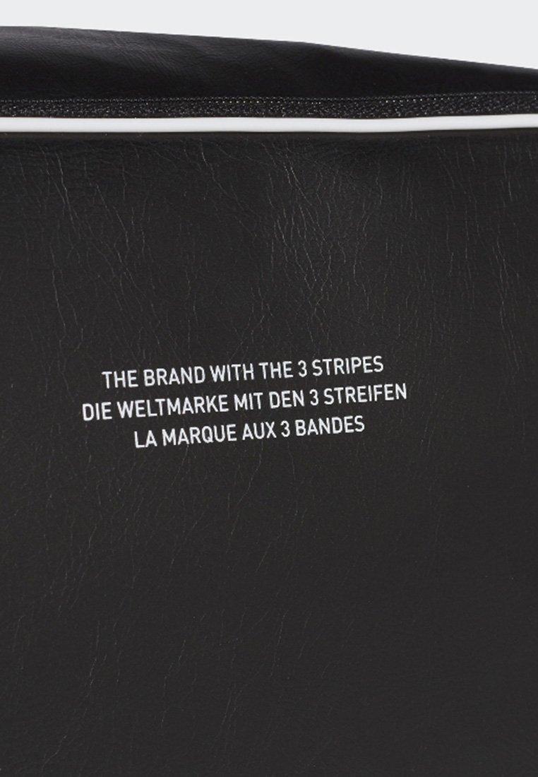 adidas Originals VINTAGE AIRLINER  - Sac bandoulière - black
