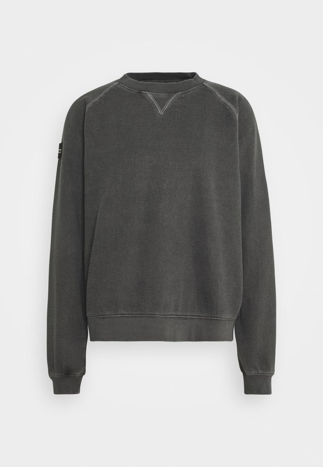 REMI - Sweatshirt - stone black