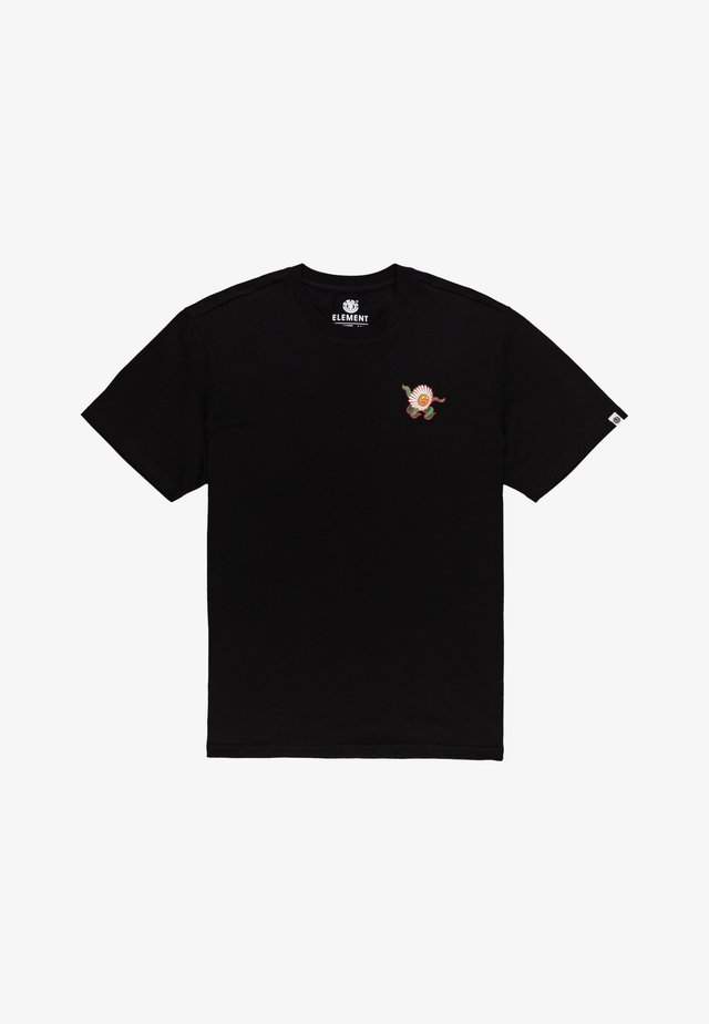 CANFIELD - T-shirt con stampa - flint black