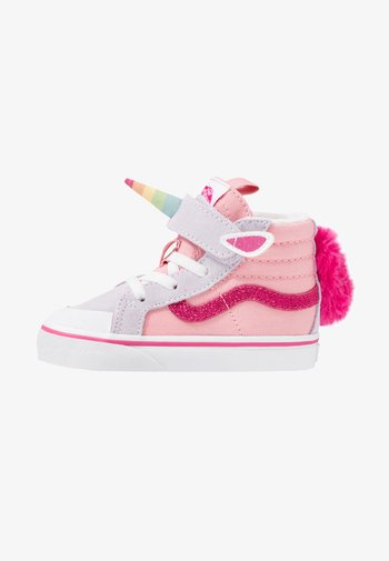 UNICORN SK8 REISSUE - Sneakers high - pink icing/lavender blue
