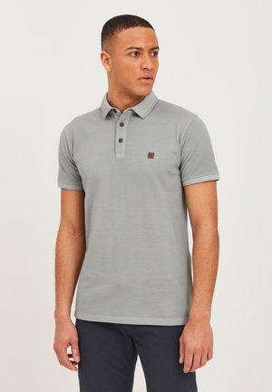 FLETCHER - Polo shirt - light grey