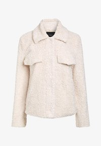 BORG - Short coat - off-white