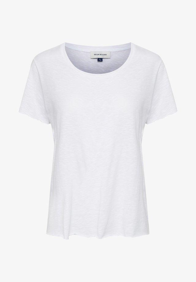 T-shirt basique - optical white
