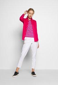 Polo Ralph Lauren - STRIPE - Long sleeved top - accent pink - 1