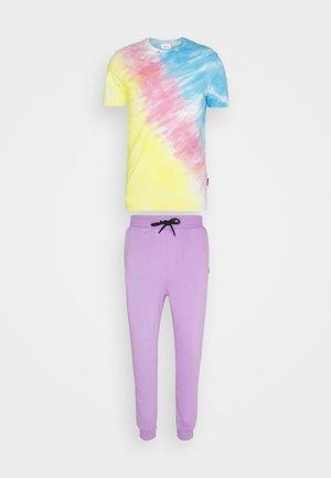 UNISEX SET - T-shirt imprimé - multi coloured