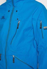 State of Elevenate - MENS BACKSIDE JACKET - Ski jacket - blue - 5
