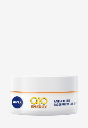 Q10 ENERGY HEALTHY GLOW DAY CARE SPF 15 - Face cream - -