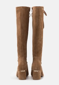 Liu Jo Jeans - THELMA  - Botas con cordones - tan - 3