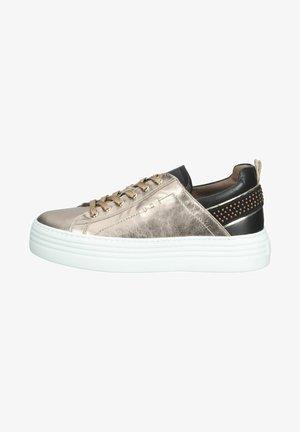 Sneakers laag - bronzo