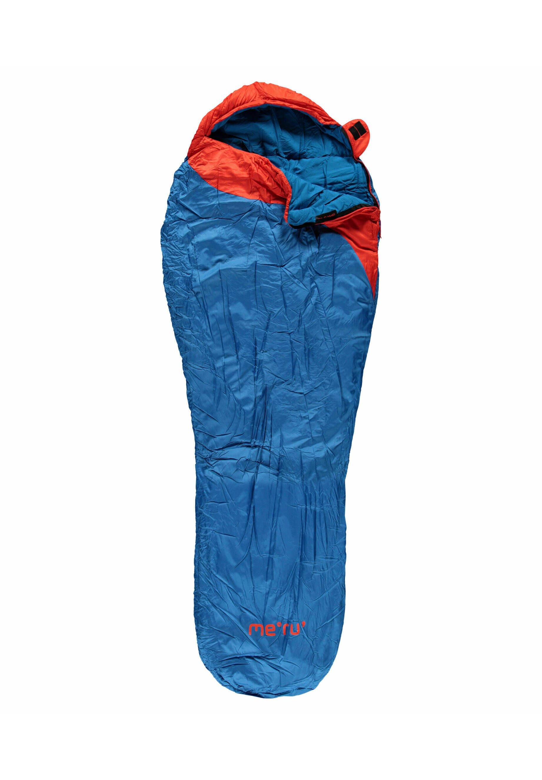 Herren ISAR 6 L - Schlafsack - blau    orange