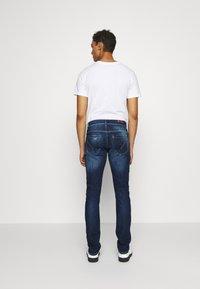 Dondup - PANTALONE GEORGE - Slim fit jeans - blue denim - 2