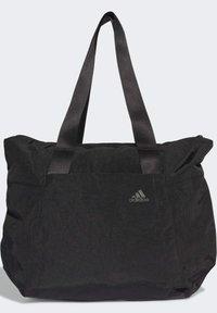 adidas Performance - TOTE BAG - Bandolera - black - 3