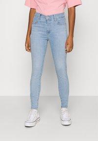 Levi's® - 720 HIRISE SUPER SKINNY - Jeans Skinny - galaxy piece of cake - 0