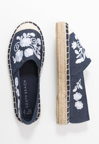South Beach - Espadrillas - blue - 3