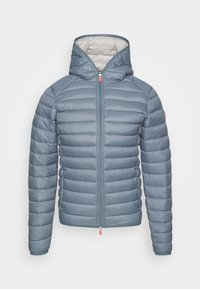 Save the duck - GIGAY - Down jacket - steel blue - 5