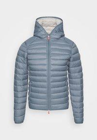 GIGAY - Down jacket - steel blue