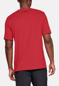 Under Armour - Basic T-shirt - red - 3