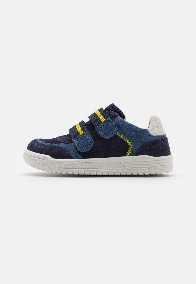 Superfit - EARTH - Touch-strap shoes - blau