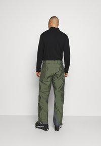 Houdini - PURPOSE PANTS - Pantalon de ski - utopian green - 2