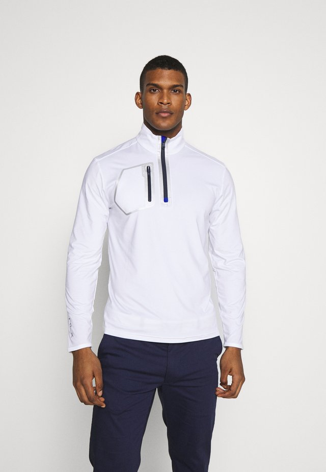 LONG SLEEVE - Long sleeved top - pure white