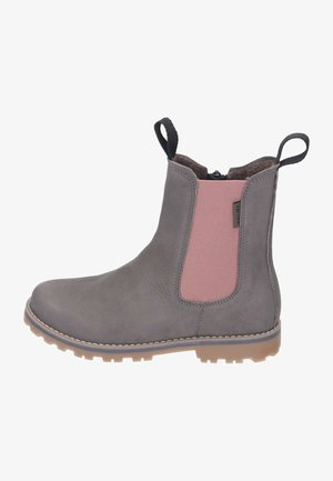 Classic ankle boots - smoke