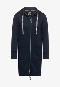Cecil - Zip-up hoodie - deep blue
