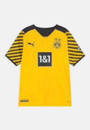 BVB BORUSSIA DORTMUND HOME REPLICA UNISEX - Club wear - cyber yellow/puma black