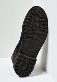 Pepe Jeans - PORTER  - Šněrovací kotníkové boty - azul marino - 4