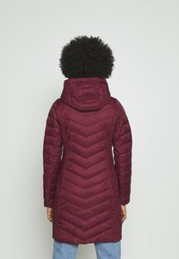 Hollister Co. - Winter coat - burgundy - 2