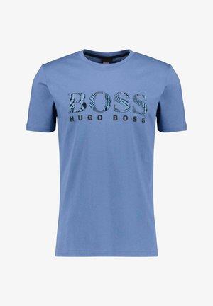 TLOGO - Print T-shirt - blau