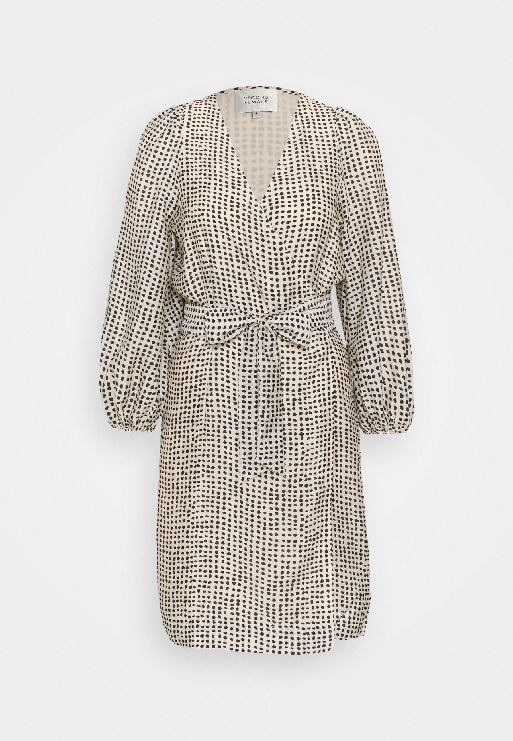 Mujer HAMPSHIRE WRAPDRESS - Vestido informal