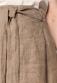 Opus - RAILA - A-line skirt - maple - 4