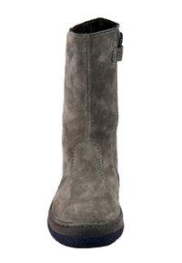 Pio - MIT REISSVERSCHLUSS - Boots - grey - 4