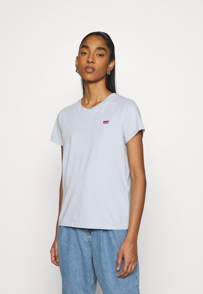 Levi's® - PERFECT TEE - Basic T-shirt - pearl gray