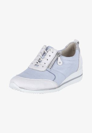 Trainers - weiss/silber/sky