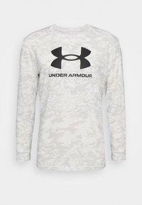 CAMO - Long sleeved top - white