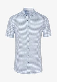 DESOTO - Shirt - white  blue apes - 0