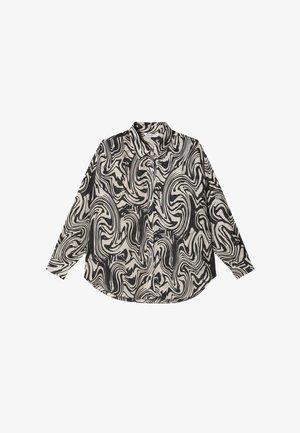 FLIESSENDES - Košile - grey