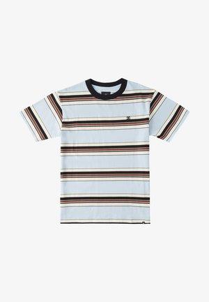 Camiseta estampada - skyway stripe