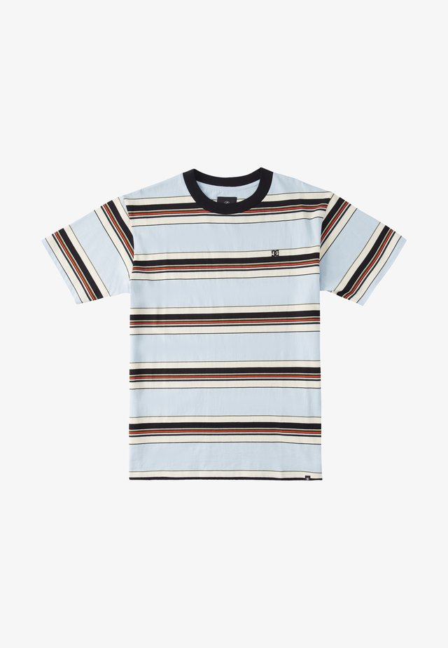 T-shirt imprimé - skyway stripe